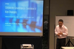 A Talk on Corporate Governance & Emerging Technologies and Innovation