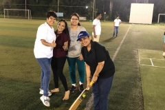 Cricket League Match to be played amoung its members on the 13th July 2019