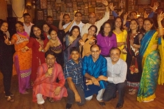 Diwali party 1 Nov 2014