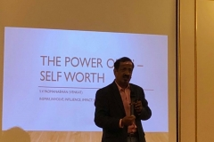 """The Power of \""""I\"""" self worth"""